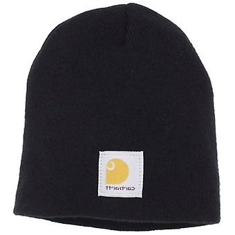Carhartt Men's Acrylic Knit Hat,Black,One Size, Black, Size One Size