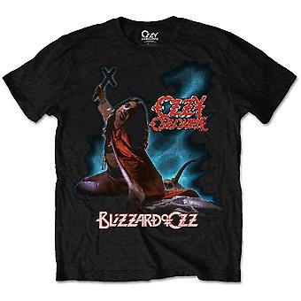 Ozzy Osbourne - Blizzard of Ozz Men's Large T-Shirt - Black