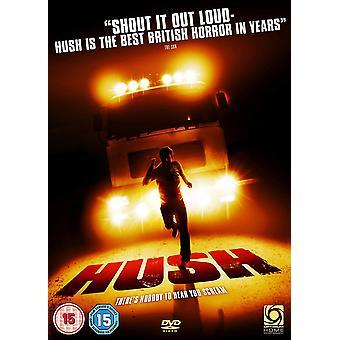 Hush 2009 DVD