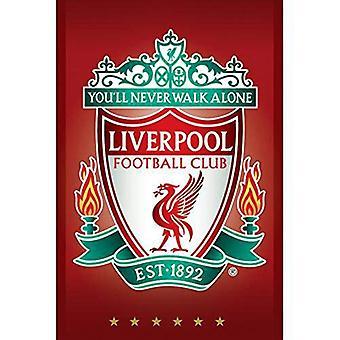 Écusson d'affiche du Liverpool FC 31