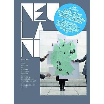 Neuland Budoucnost německého grafického designu o dvoubodové síti