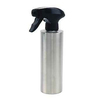 Stainless Steel Oil Spray Bottle Sprayer Portable For Kitchen Bbq Cooking Camping
