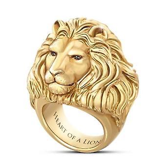 Exquise Persoonlijkheid Lion King Ring(8)