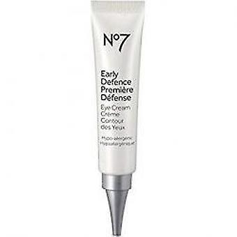 No7 Early Defence Eye Cream, 15 ml