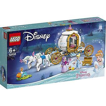 Carro Real de Lego Disney Cenicienta 43192