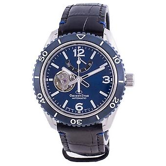 Orient Star Automatic Re-at0108l00b Japan Made Limited Edition 200m Herrenuhr
