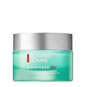 Biotherm Homme Aquapower 72 Hour Concentrated Glacial Mens Hydrator, 1.69 Ounce