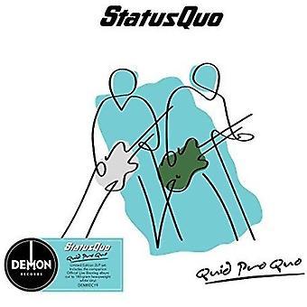 Status Quo - Vinyle Quid Pro Quo