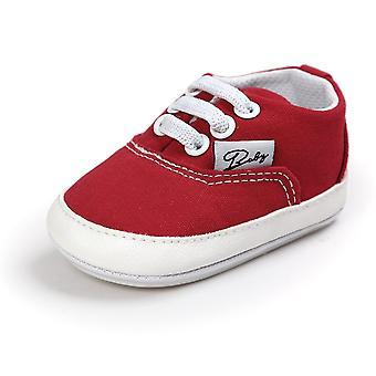قماش أحذية رياضية طفل، المطاط غير زلة لينة أحذية الرضع الوحيد