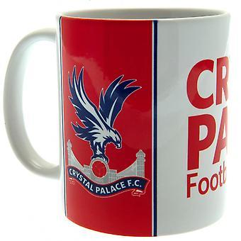 Crystal Palace FC Stripe Mug