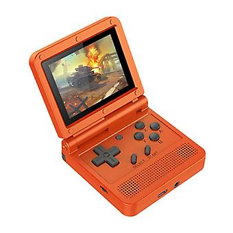 Retro Video Handheld Game Console Gamepad 3.0 Inch IPS Screen Flip LCD Game Player