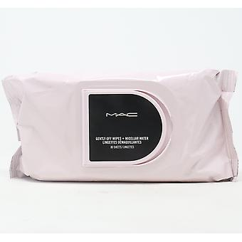 Mac Gently Off Wipes Micellar Water  / New With Box