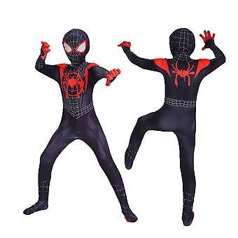 Enfants Garçons Loin de la maison Spiderman Zentai Cosplay Costume Costume Tenue