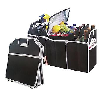 Car Collapsible Trunk Cargo Toys Food Container Organizer