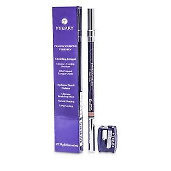By Terry Crayon Sourcils Terrybly Eyebrow Pencil Definer - # 1 Basic Nude - 1.19g/0.04oz
