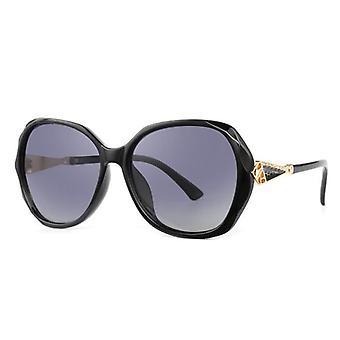 Kvinnor Klassiska Solglasögon med stor ram