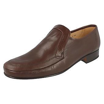 Mens Grenson Slip On Formal Shoes Baxter