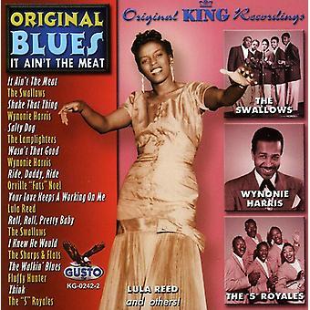 Risque Blues-It Aint köttet - Risque Blues-It Aint köttet [CD] USA import