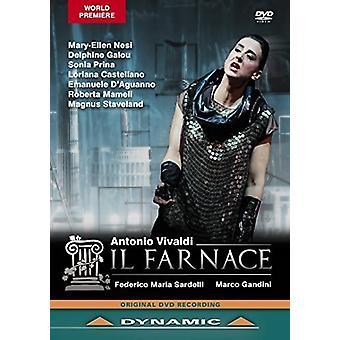 Vivaldi / Nesi / Galou / Prina / Castellano - Il Farnace [DVD] USA import