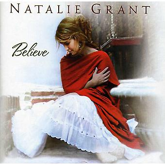 Natalie Grant - Believe [CD] USA import