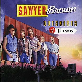 Sawyer Brown - Outskirts of Town [CD] USA import