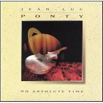 Jean-Luc Ponty - No Absolute Time [CD] USA import
