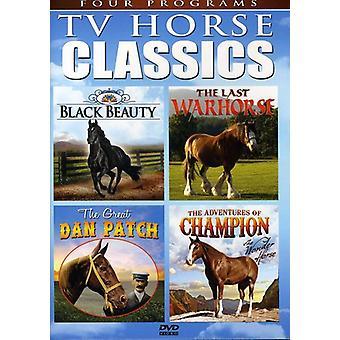 Importer des TV classiques de cheval [DVD] é.-u.