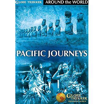Globe Trekker-Around the World: Pacific Journeys [DVD] USA import