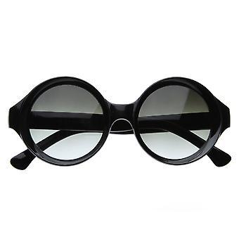 دائرة مستديرة مستوحاة مصمم النظارات الشمسية