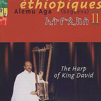 Alemu Aga - Alemu Aga: Vol. 11-Ethiopiques [CD] USA import