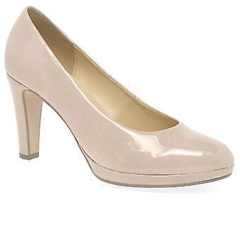 Gabor pragtfulde dame høj hæl domstol sko