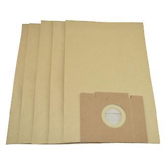 Goblin Whisper vysávač papierové prachové tašky