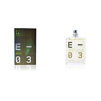Escentric Moleküle Escentric 03 Edt Spray 100 Ml Unisex