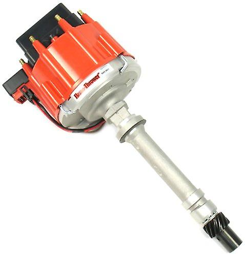 PerTronix D1071 Flame-Thrower Red Cap Race Distributor HEI Chevrolet for Small Block/Big Block