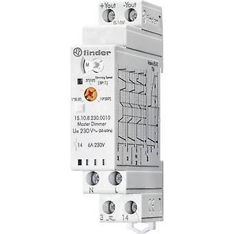 Finder Rail-mount dimmer 1 pc(s) 15.10.8.230.0010 Operating voltage:230 V AC