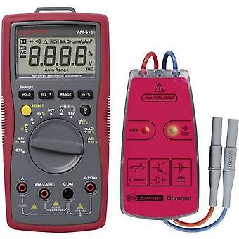 Beha Amprobe Bundle 1 AM-510-EUR Handheld multimeter CAT III 600 V