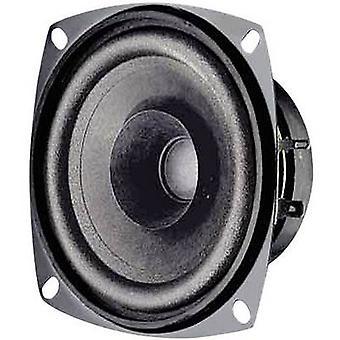 Visaton FR 10 4 10.16 cm szerokopasmowy głośnik podwozia 20 W 4 Ω