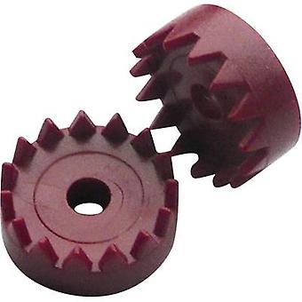 Arbetsplats utbildningsmaterial - Crown hjul Reely Bore diameter 3,9 mm nr. av tänder 15