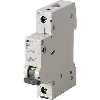 Siemens 5SL6132-6 disjoncteur 1 pôle 32 A 230 V, 400 V