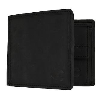 Sac à main camel active mens wallet portefeuille avec puce RFID protection noir 7324
