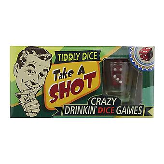 Cheatwell gry Take A Shot - Dice gry