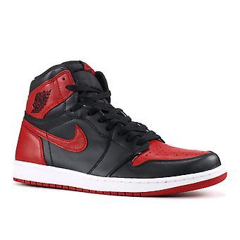 Air Jordan 1 Retro High Og Bred - 555088-001 - Shoes