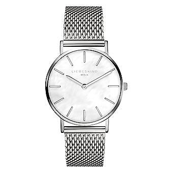 LIEBESKIND BERLIN ladies watch wristwatch stainless steel LT-0144-MQ