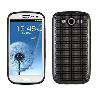 Speck Pixelskin HD Rubberized Case for Samsung Galaxy S3 - Black