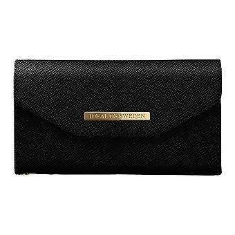 iDeal of Sweden Mayfair Clutch till iPhone X / XS - Svart