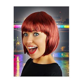 Perruques Bob perruque SophiaDark rouge