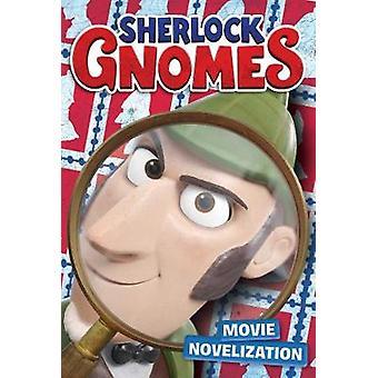 Sherlock gnomi video romanzo di Mary Tillworth - 9781534409552