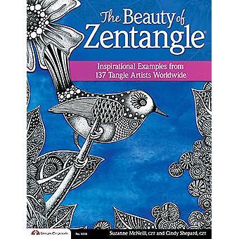 Красота Зентангл - Замечательные примеры из лучших художников tangle