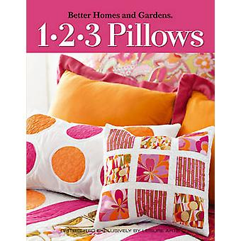 1-2-3 Pillow by Meredith Corporation - 9781601408242 Book