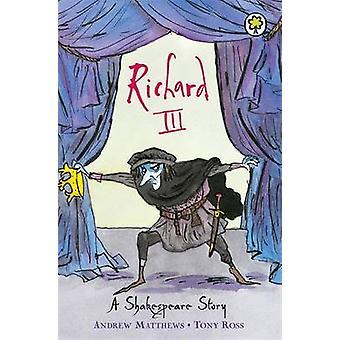 Richard III - histórias de Shakespeare para crianças de William Shakespeare